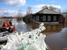 Действия  в случае угрозы возникновения паводка